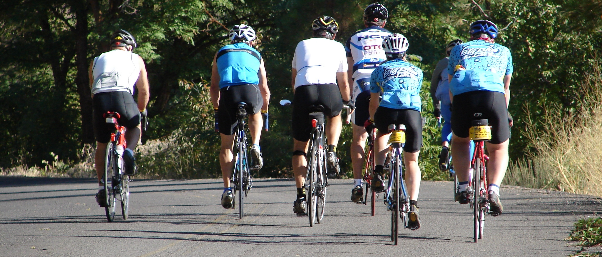 Riding More Will Help Me Get Over an Injury… Right? – by Dr. Wayne T. Hansen D.C.