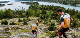 Feeling Swedish? Try SwimRun!