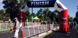 Rigby Lake, Idaho TRIATHLON 2015