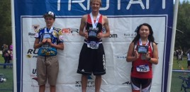 Jordanelle Triathlon 2015 Thanks TRIUTAH!