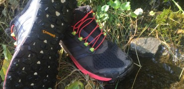 Trail Shoe Review- Adidas, Adistar Raven Boost