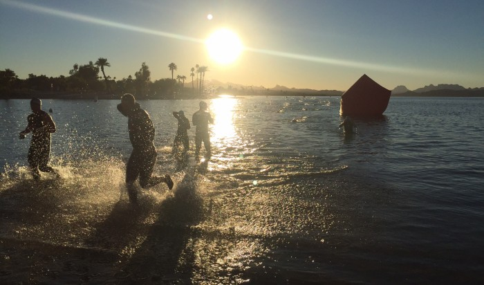 HITS Endurance- Lake Havasu Triathlon 2015
