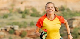 Ultra-Distance Athlete Lisa Smith-Batchen Aims to Break Overall Trans-Con Speed Record