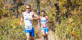 XTERRA Thriller in Utah comes down to 7/100th of a second
