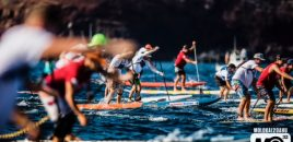 Moloka'i-2-O'ahu SUP World Championships July 30, 2017