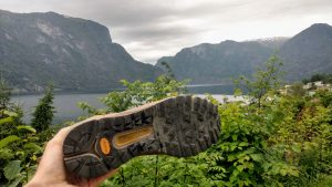 Danner Explorer 650's at Aurland, Norway