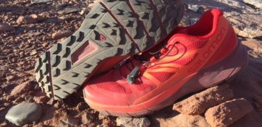 The NEW Salomon Sense Ride Trail shoe delivers more with less