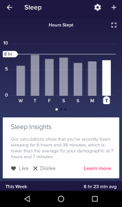 Sleep Insights