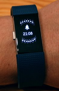 Fitbit Charge 2 Silent Alarm