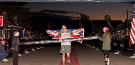 Altra Footwear's Ian Sharman Takes First at Leadville 100 for the Fourth Time