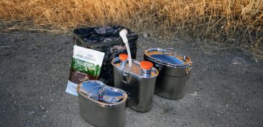 Old Faithful Geyser Portable Cooking System