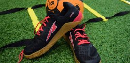 Cross-training with the Altra Women's HIIT XT