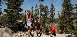 François D'haene breaks the John Muir Trail record in U.S.