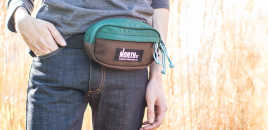 Support the National Parks, buy a North St. Pioneer 8 Hip Pack!