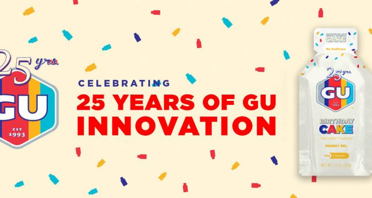 March 1 2018 It All Started In A Berkeley California Kitchen 1993 Just Over 25 Years Ago Dr Bill Vaughan Formulated The First GU Energy Gel As