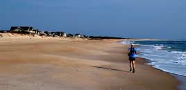 The BADWATER® ultra running experience returns to the East Coast when the fifth BADWATER CAPE FEAR race takes place on Bald Head Island, North Carolina on Saturday, March 17, 2018.