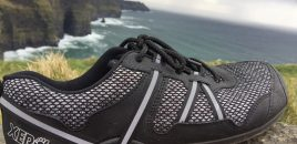 XERO SHOES Terraflex with a minimalist feel with great comfort