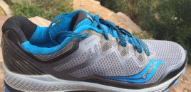 Saucony PEREGRINE 8 Dominates the trails