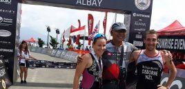 Sam Osborne, Samantha Kingsford win XTERRA Albay in the Philippines