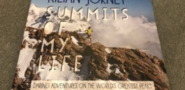 Kilian Jornet's Summits of My Life Project Released in New Book