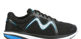 MBT Shoes Deliver Cushioning & Performance SPEED 2