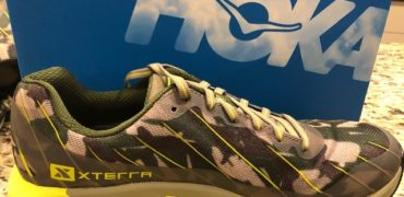 XTERRA Torrent HOKA limited edition collaboration