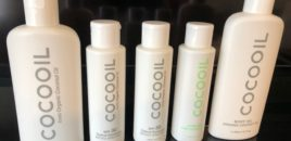 COCOOIL is amazing for thirsty skin
