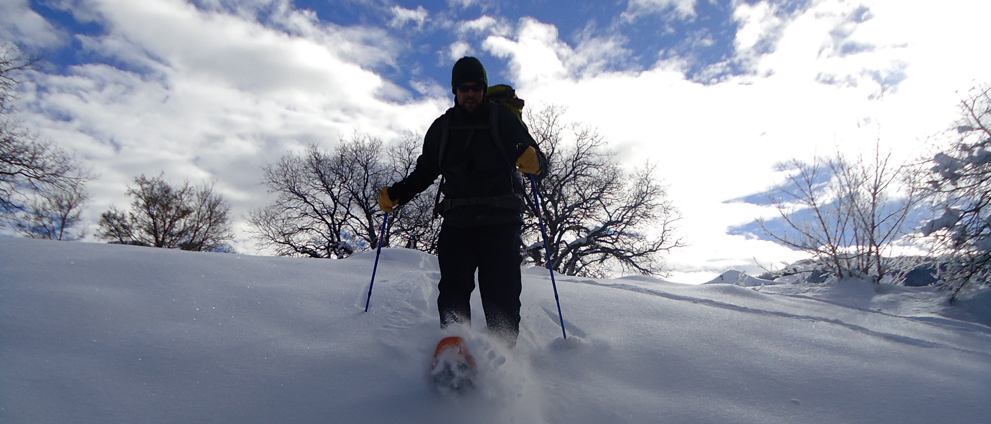 Why You Should Be Snowshoeing- by Jen Hamilton