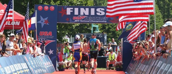 USA Triathlon Age Group National Championships Sold Out