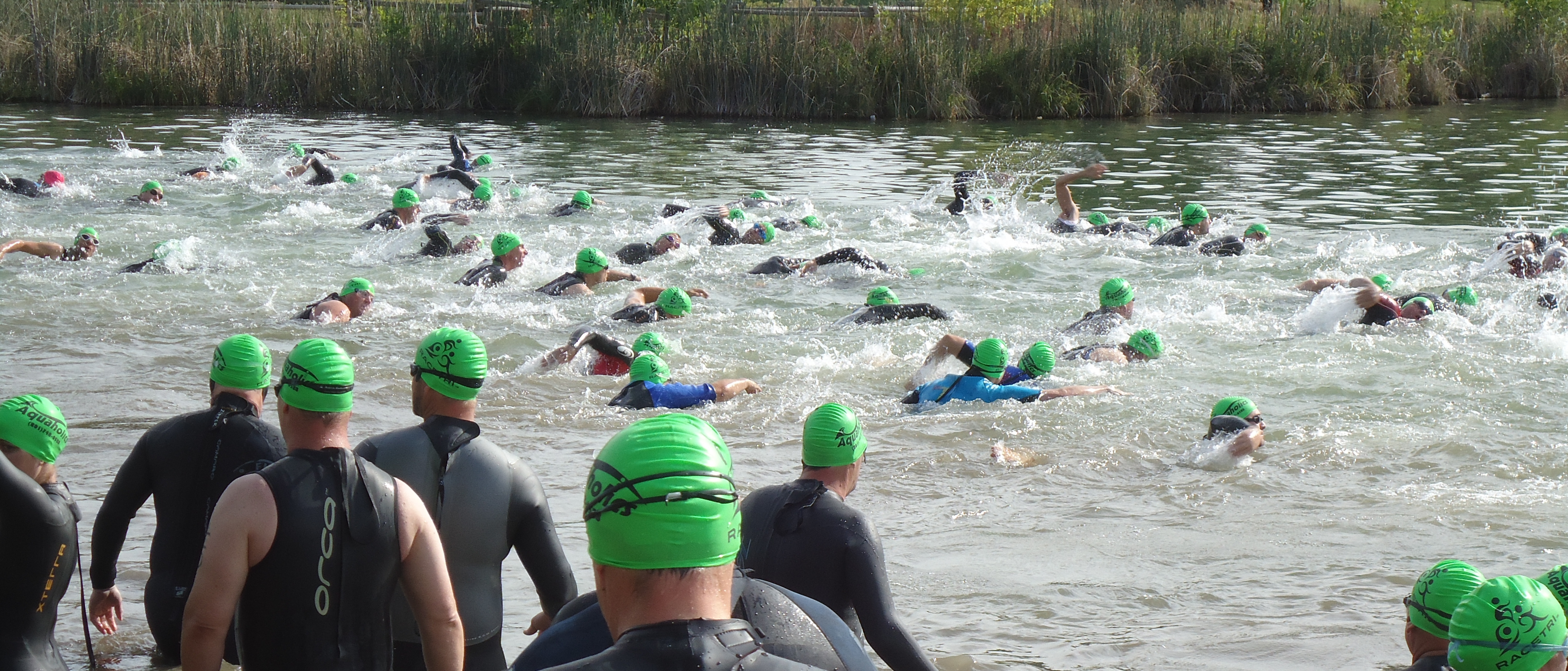 Basic Open-Water Swim Tips